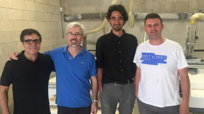 Nos visita Alessandro Ranelucci, arquitecto y creador del software 3D Slicr3